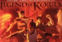 "Legend of Korra! / Avatar Aang and Fire Lord Zuko transformed the Fire Nation colonies into the United Republic of Nations, a society where benders and non-benders from all over the world could live and thrive together in peace and harmony. They named the capital of this great land Republic City. Avatar Aang accomplished many remarkable things in his life, but sadly, his time in this world came to an end. And like the cycle of the seasons, the cycle of the Avatar began anew."" / by Alessandra Tanase"