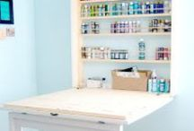 Organization and Home Storage / Organization hacks and home storage solutions for families. Post up to 5 pins per day. To join this board follow http://www.pinterest.com/UntrainedHW and then email angela@untrainedhousewife.com to request access. / by Untrained Housewife