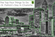 """Charlotte Neighborhoods / """"The city continues to grow more vibrant. New institutions move in, new buildings rise, old structures embrace renewal – all with the goal of making Charlotte a cultural touchstone and urban icon for the state."""" - Southern Living Magazine – Urban South: Charlotte, North Carolina –"""