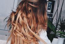 hairstyles / by Tessel Dekker