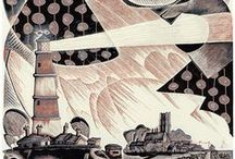Neil Bousfield Prints / Neil Bousfield is a British artist and printmaker based in Norfolk producing original hand printed limited edition wood engravings. Neil is an elected member of The Society of Wood Engravers and the Royal Society of Painter-Printmakers. https://www.neilbousfield.com/