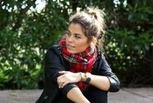 scarves / That piece that adds the extra awesomeness to every look!  / by MarinaSpelzon