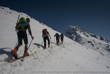 Alpine touring in Poland / For those who seek the unique.