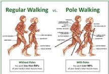 Nordic Walking / In a Nordic style. Keep fit and discover the world.
