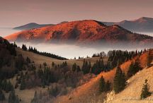 Greater Fatra (Velka Fatra) / Beautiful mountain range in Slovakia.