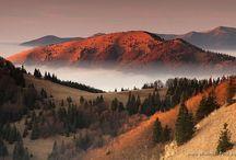 Greater Fatra (Velka Fatra) / Beautiful mountain range in Slovakia.