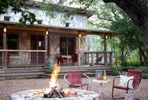 Porches,Garden house,Veranda,hacienda / by Debora V.v