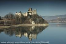 Castles / Castles in Poland and Slovakia.