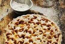 Tarts & Pies / sweet or savoury tarts or pies
