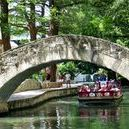 San Antonio / : more than the Alamo. Try to visit during April when the city celebrates Fiesta, a 10-day-long celebration of San Antonio culture and heritage. Have a margarita on the River Walk, then explore the impressive shopping across the city.