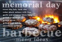 Memorial Day Recipe Ideas / by Grill Beast