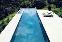 Swimming pools / by Interior Affairs