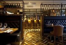 Prime Steak and Grill / Prime Steak and Grill commissioned DesignLSM to bring their restaurant branding and interior design expertise and creativity to St Albans