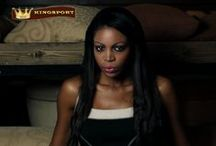 Queen of the month Maria Kalagbor / See the latest photos and galleries from #Kingsport on www.kingsport.gr