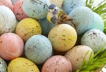 Easter / All things Easter and springlike!
