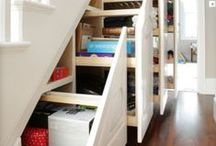 Organize & Declutter! / Great ideas to cut down on the clutter and organize just about anything!!