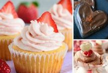 Valentine's Day / Sweets, treats and ideas for your sweetie!