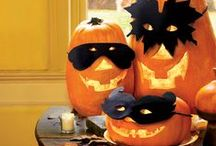 Happy Halloween-ie! / Spooky, scary and fun stuff from costumes to treats to party ideas!