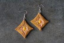 Nos Boucles d'oreilles / Retrouver notre collection de boucles d'oreilles fait main avec de la pâte polymère Fimo sur notre boutique A little Market : http://www.alittlemarket.com/boutique/jl-bijoux-creation