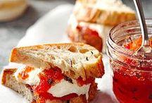 Jam, preserves, chutney & co