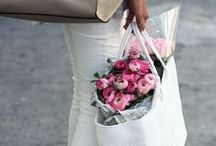 wrapped flowers / by MarinaSpelzon