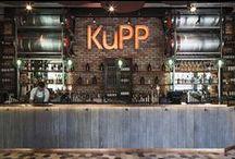 Kupp / A Scandinavian casual dining restaurant in Paddington Basin, designed by DesignLSM