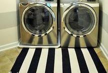 laundry space / by MarinaSpelzon