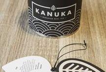 Kanuka, St Albans / DesignLSM, designlsm.com, completed the branding and interior design for the launch of Kanuka, St Albans.