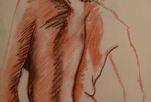 My figure drawings