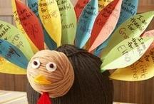 Thanks Giving / Thanksgiving Thanks Giving ideas for year round gratitude.