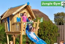 Jungle Gym Playhouses / The Jungle Gym Playhouse – designed to grow with your child