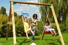 Jungle Gym Swings / Jungle Gym Stand alone swings