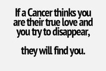 Cancer & Leo zodiac sign