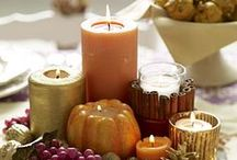 Thanksgiving Gift Ideas & Decorations / Useful ideas that you can use to choose gifts for the hosts of a Thanksgiving Dinner or as decorations for your own Thanksgiving Party.