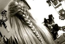 Braids, braids, and more braids / This board doesn't really need a description...x / by Malaina