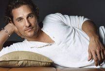 Matthew McConaughey / Very fine actor.  Great looking...Beautiful family.... / by Elaine Dreger