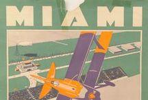 Retro Posters | Miami
