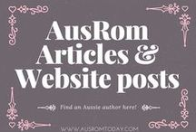 AusRomToday articles & posts / Keep up-to-date with the AusRomToday website with links to all the days articles and posts