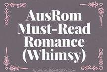 TBR - Romance (Whimsy) / AusRomToday