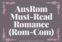 TBR - Romance (RomCom) / AusRomToday