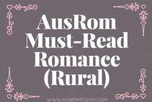 TBR - Romance (Rural) / AusRomToday