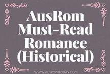 TBR - Romance (Historical) / AusRomToday