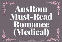 TBR - Romance (Medical) / AusRomToday