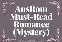 TBR - Romance (Mystery/Thriller) / AusRomToday