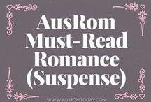 TBR - Romance (Suspense) / AusRomToday