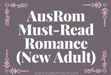 TBR - Romance (New Adult)