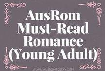TBR - Romance (Young Adult) / AusRomToday