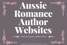 Australian Author Websites / AusRomToday