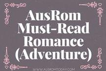 TBR - Romance (Adventure)