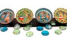 Keramikschale-Orient-Turkish Ceramic-MyShop / Kütahya Keramikschalen aus der Türkei von Kult-Deko